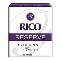 Трости для кларнета RICO Reserve Classic - Bb Clarinet 2.0 - 10 box