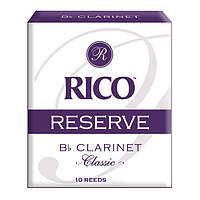 Трости для кларнета RICO Reserve Classic - Bb Clarinet 2.5 - 10 box