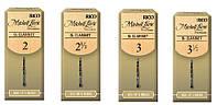Трости для кларнета RICO Mitchell Lurie Premium - Bb Clarinet #3.0 - 5 Box