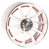Автомобильный диск, литой Zorat Wheels 355 R15 W6.5 PCD4x98 ET35 DIA67.1