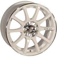 Автомобильный диск, литой Zorat Wheels 355 R15 W6.5 PCD4x98 ET30 DIA67.1