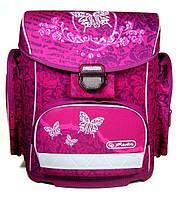 Ранец ортопедический Herlitz  MIDI PLUS Rose Butterfly 11281813