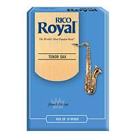 Трости для тенор саксофона RICO Royal - Tenor Sax #3.0 - 10 Box
