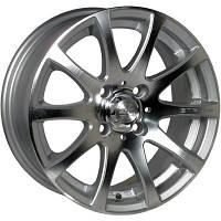 Автомобильный диск, литой Zorat Wheels 3114Z R15 W6.5 PCD4x100 ET38 DIA67.1