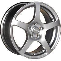 Автомобильный диск, литой Zorat Wheels D221 R15 W6.5 PCD4x108 ET35 DIA73.1
