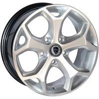 Автомобильный диск, литой Allante 547 R15 W6.5 PCD4x114,3 ET40 DIA67.1