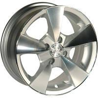 Автомобильный диск, литой Zorat Wheels 213 R15 W6.5 PCD4x114,3 ET35 DIA67.1