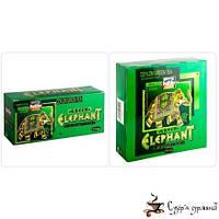 Зеленый чай Battler tea «Green Elephant» 2г*25пакетов