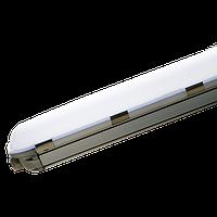 Светодиодный светильник MAXUS Line 40Вт 1200мм алюминий