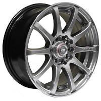 Автомобильный диск, литой Zorat Wheels 355 R15 W6.5 PCD5x110 ET38 DIA73.1