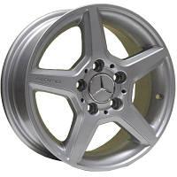 Автомобильный диск, литой TRW Z274 R15 W6.5 PCD5x112 ET43 DIA66.6