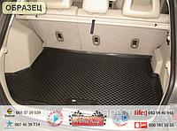 Коврик в багажник Peugeot 308 с 2007- / цвет:черный
