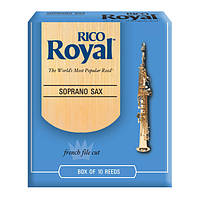 Трости для сопрано саксофона RICORoyal - Soprano Sax #2.0 - 10 Box