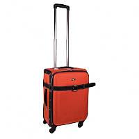 Дорожная сумка на колёсиках с выдвижной ручкой, цвета на выбор