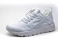 Кроссовки унисекс Найк Air Huarache, белые, фото 1