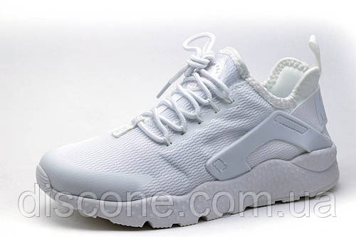 Кроссовки унисекс Найк Air Huarache, белые