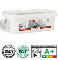 Гидроизоляция для душевых,ванн,кухонь  HIDROFLEX LITOKOL 5 кг