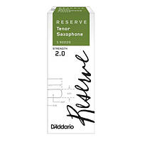 Трости для тенор саксофона D`ADDARIO Reserve - Tenor Sax 2.0 - 5 Box