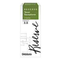 Трости для тенор саксофона D`ADDARIO Reserve - Tenor Sax 3.0 - 5 Box