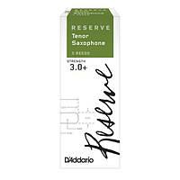 Трости для тенор саксофона D`ADDARIO Reserve - Tenor Sax 3.0+ - 5 Box