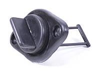 Сливная пробка, черная, диаметр 19мм