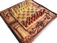 Шахматы резные купить,Киев, фото 1