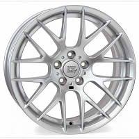 WSP Italy W675 R19 W8.5 PCD5x120 ET29 DIA72.6 Silver