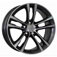 Литые диски WSP Italy W681 R19 W8 PCD5x120 ET30 DIA72.6 Anthracite Polished