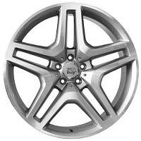 Литые диски WSP Italy W774 R20 W9.5 PCD5x112 ET57 DIA66.6 SILVER POLISHED
