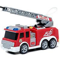 Пожарная машина со световыми и водными эффектами 15 см Dickie Toys 9113577