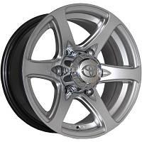 Литые диски Zorat Wheels 693 R15 W7 PCD6x139,7 ET10 DIA110.5 HS