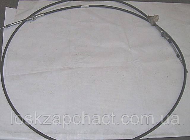 Трос управления стояночный тормозом ДОН(L2900)
