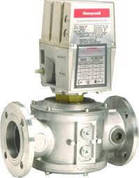 Предохранительне відсікаючі газові клапана Honeywell V4055
