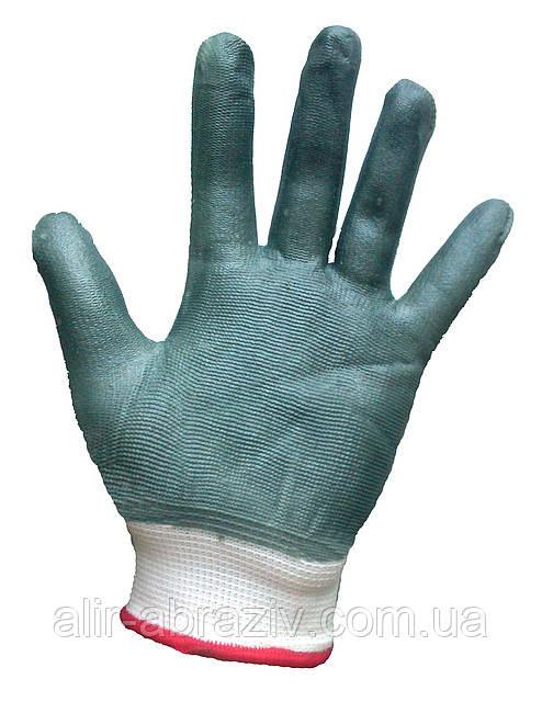 Перчатки рабочие нейлоновые