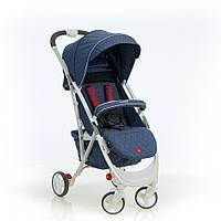Прогулочная коляска Quatro Mio Blue