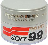 Полироль Pearl&Metalik Soft Wax - универсальный для жемчужных поверхностей и металликов, фото 1