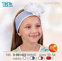 Повязка для девочки TuTu арт. 3-001422