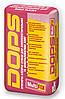 Dops Multifix Армирующая смесь для пенопласта и минеральной ваты, 25 кг
