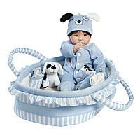 Кукла Малыш в костюмчике Baby Boy с аксессуарами PARADISE GALLERIES, фото 1