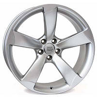 Литые диски WSP Italy W567 R17 W7.5 PCD5x112 ET45 DIA66.6 Hyper Silver