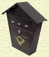 Скринька поштова СП-02