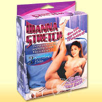 Секс куклы DIANNA STRETCH DOLL, DEEP PENETRATING POSITION, FO