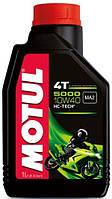 Масло полусинтетика MOTUL 10W40 1 литр