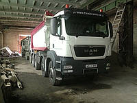 Продаж і дставка сіяного піску, щебню, цементу тощо, Львовская область