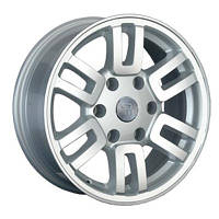 Автомобильный диск, литой Replay MZ37 R16 W7 PCD6x139,7 ET10 DIA93.1