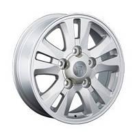 Автомобильный диск, литой Replay TY55 R16 W8 PCD5x150 ET2 DIA110.1