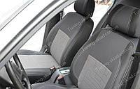 Чехлы на сиденья Шевроле Ланос (чехлы из экокожи Chevrolet Lanos стиль Premium)