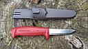 Нож из углеродистой стали Mora Basic Allround 511 new 12147