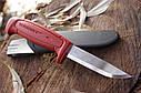 Нож из углеродистой стали Mora Basic Allround 511 new 12147 , фото 2