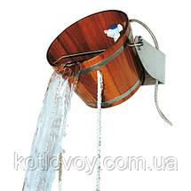 Ведро-водопад для сауны Blumenberg 522/05 (29 л.), фото 2